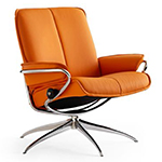 Stressless City Low Back Recliner Chair by Ekornes