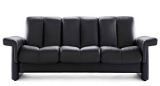 Stressless Legend Low Back Sofa, LoveSeat, Chair and Sectional by Ekornes