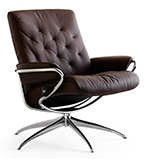 Stressless Metro Low Back Recliner Chair by Ekornes