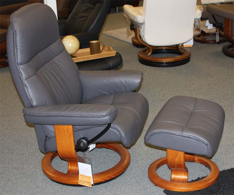 Stressless Paloma Rock Leather from Ekornes
