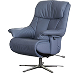 Himolla Fantasia ZeroStress Integrated Recliner Chair - 8501-36S