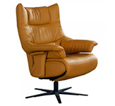 Himolla Harmony ZeroStress Integrated Recliner Chair - 8502-36S