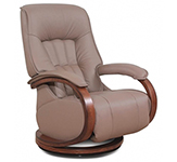 Himolla Mosel ZeroStress Integrated Recliner Chair - 8533-28S