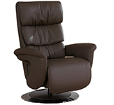 Himolla Crosby ZeroStress Integrated Recliner Chair - 8528-36N