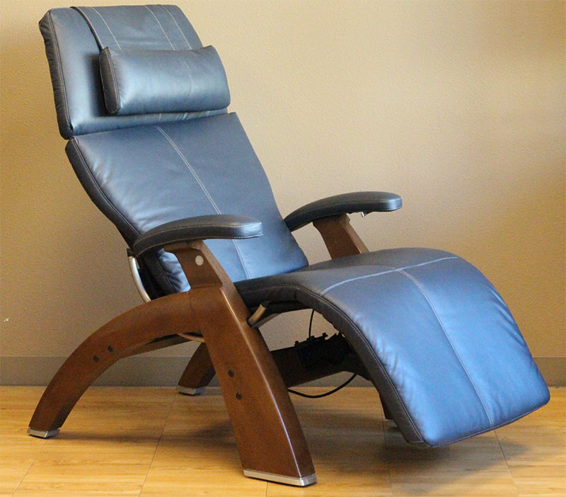 Wood base series 2 classic perfect chair zero gravity power recliner