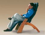 Human Touch Perfect Zero Gravity Recliner
