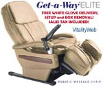 RMS-10 Human Touch Massage Chair