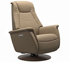Stressless Power Recliner Swivel Relaxer Chair
