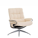 Stressless London Low Back Recliner Chair by Ekornes