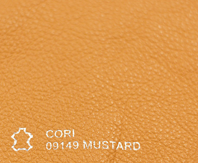 Stressless Mustard Cori Leather by Ekornes