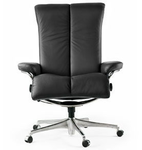 Stressless Blues Office Desk Chair