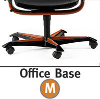 Stressless Office Desk Chair Wood Accent Base